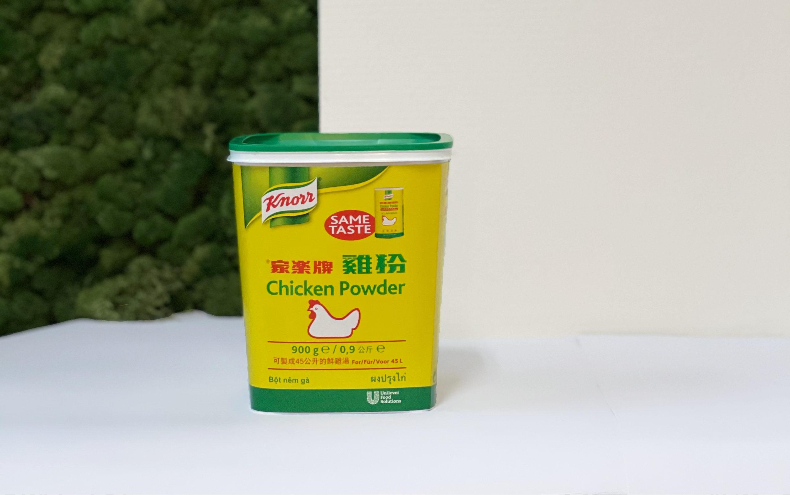 Knorr Chinese kippenbouillon via Food Light